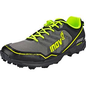 inov-8 Arctic Claw 300 Chaussures de trail, grey/black/neon yellow